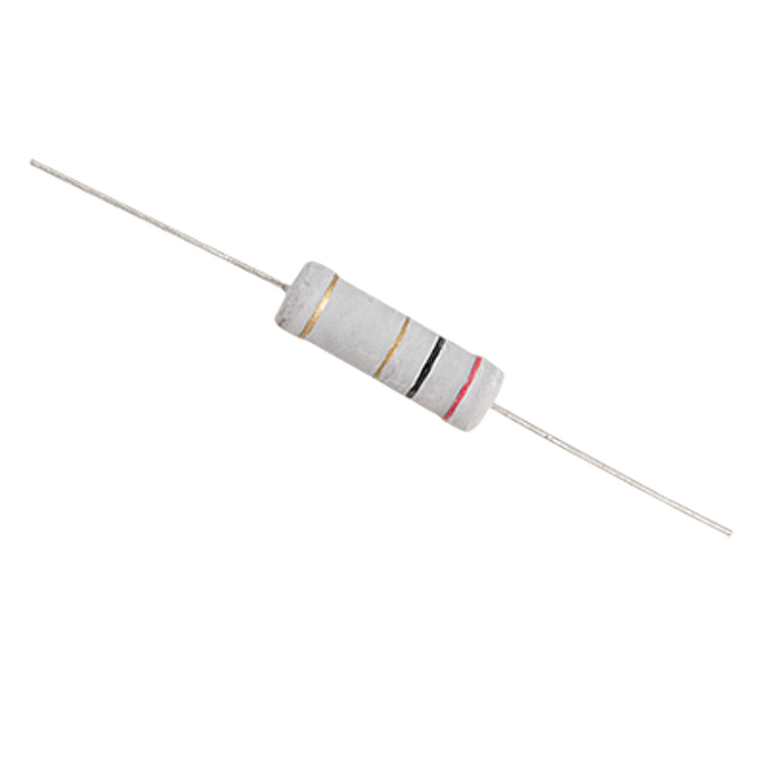 700V 2 Ohm 5W Axial Lead Metal Oxide Film Resistors 50 Pcs