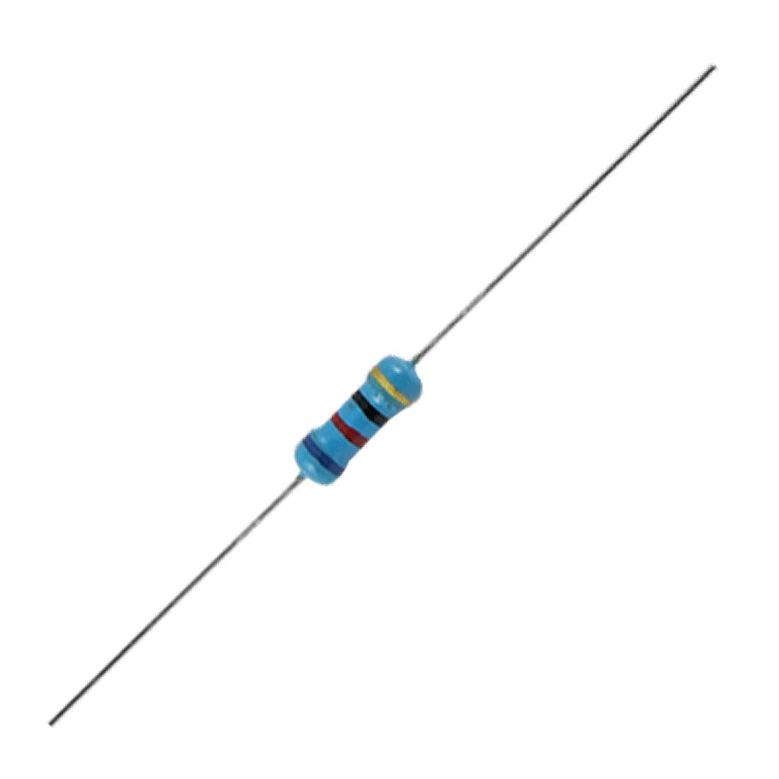 1/2W 62 ohms OHM 5% Axial Carbon Film Resistor 500 Pcs