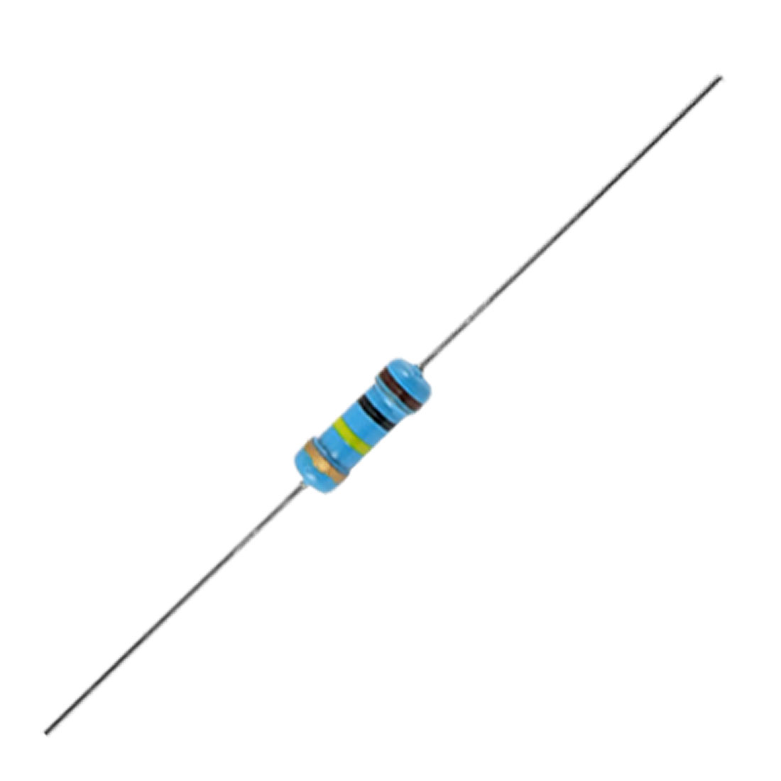 1/2W 100K ohm 5% 4 Band Axial Carbon Film Resistors