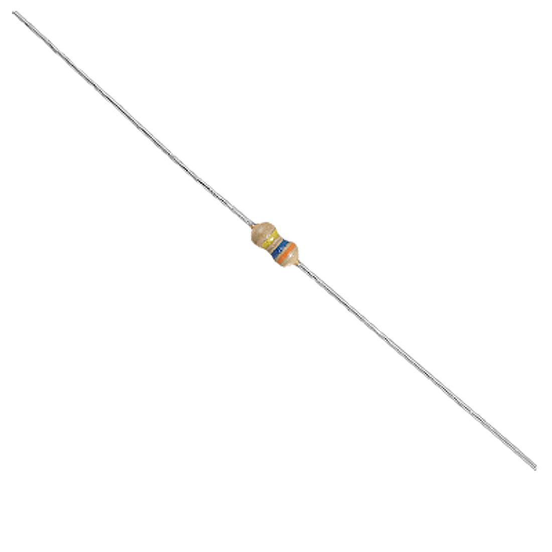 1/6W Watt 360K ohm 5% Axial Carbon Film Resistor x1000