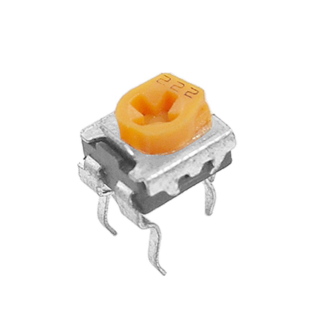 Variable Resistor Trim Pot Potentiometer 222 2.2K Ohm 100 Pcs