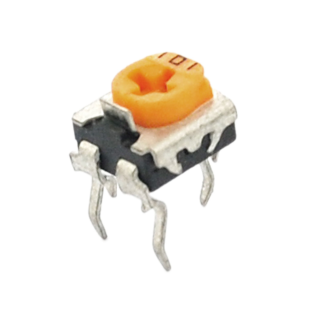 100 Pcs 101 100 ohm Variable Resistor Trimmer Potentiometers