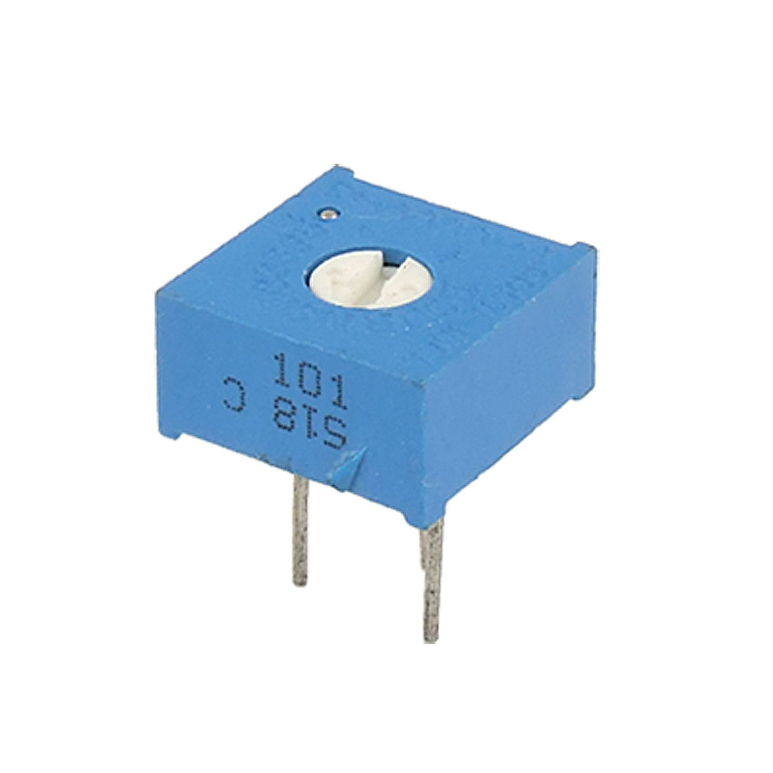 101 100 Ohm Cermet Trimmer Potentiometer Variable Resistor 50 Pcs