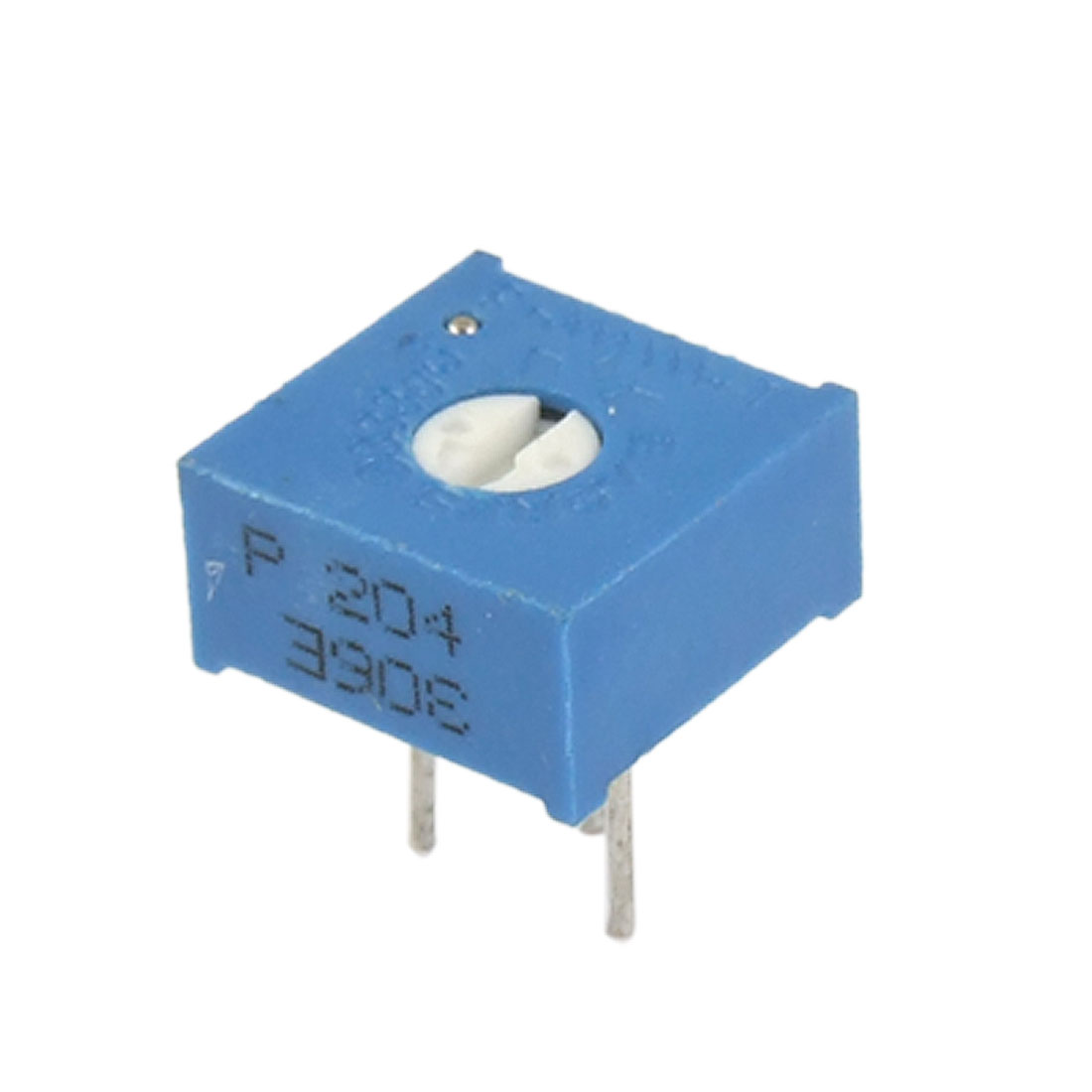 50x 3386P 204 200K Ohm Potentiometer Trimpot Variable Resistors
