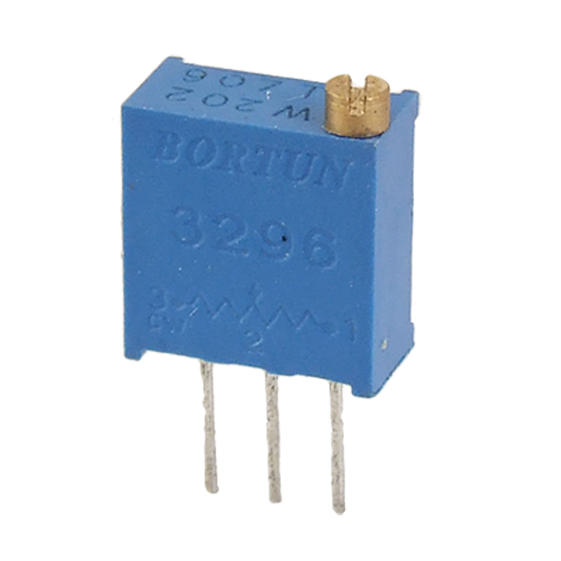 50pcs 3296W 2K ohm Trimmer Pot Potentiometer Variable Resistor