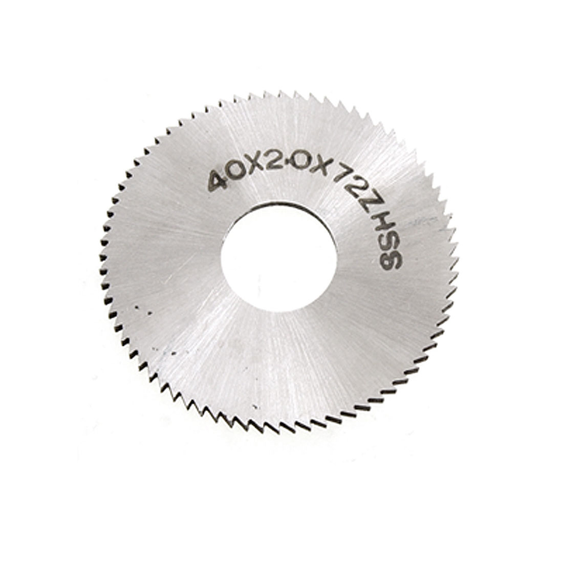 40mm Diameter 2mm Thickness High Speed Steel Milling Cutter Saw