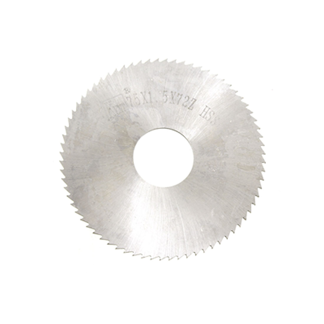 High Speed Steel 75 x 1.5 x 72 Circle Saw Mill Milling Cutter