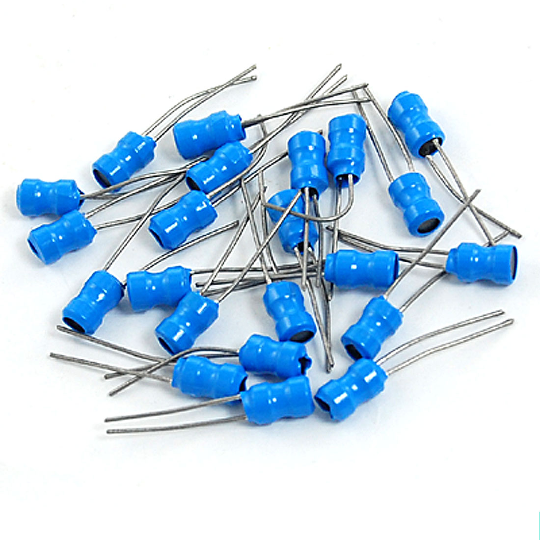 20 Pcs 4mm x 6mm DIP 100UH Electronic Circuit Inductors