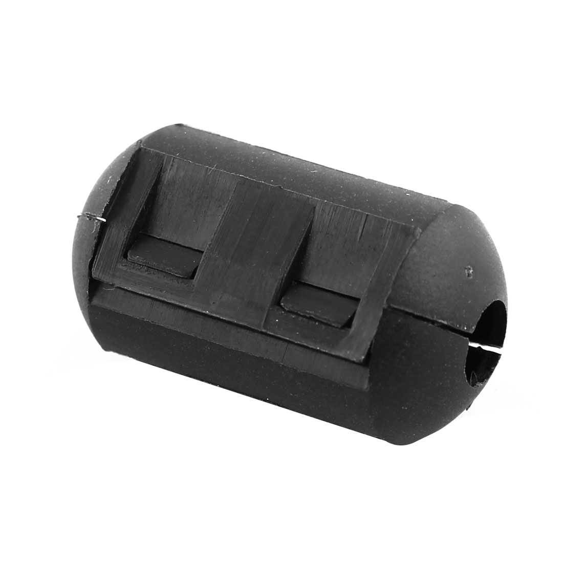 Black Plastic Casing Ferrite Core Clamp Filter UF70B