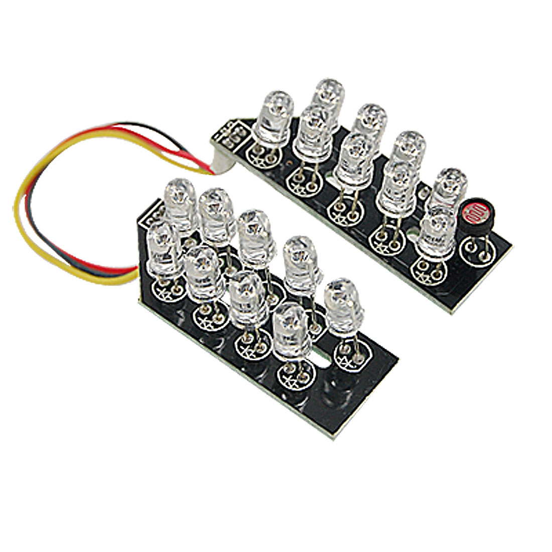 IR 60 Degree 18 LEDs Red Infrared Lamp Board for Day Night Camera