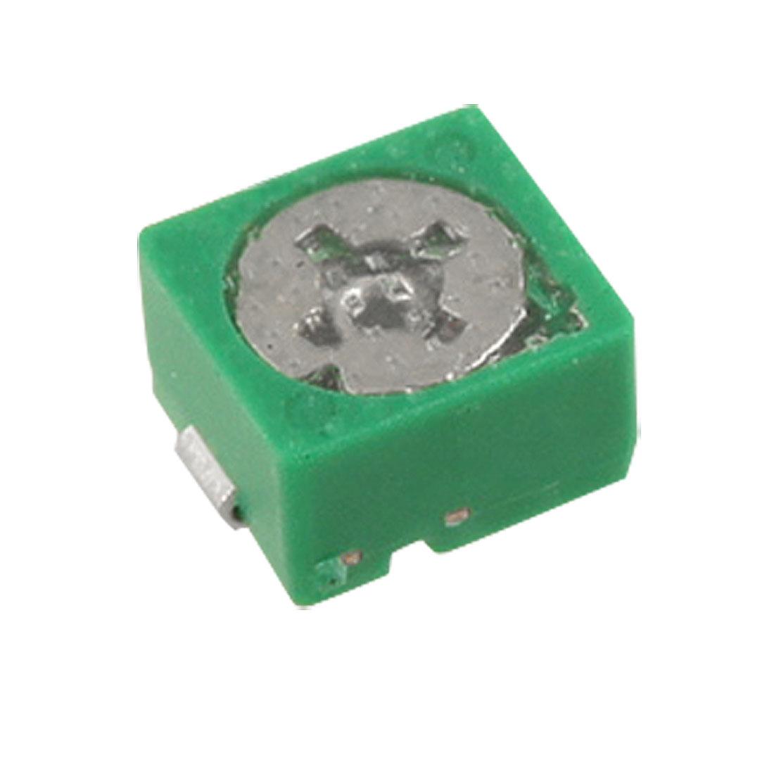 4 x 4mm 6-30pF 5% 220V SMD Ceramic Variable Capacitors 20 Pcs