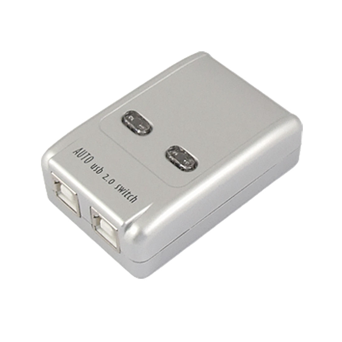 Computer PC 2 B Type USB to 1 A Type USB Socket Converter Adapter