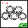 "New 5pcs Bike Bicycle Mid Axle Axis 1/4"" x 7 Balls Retainer Bearings Cycling MTB"