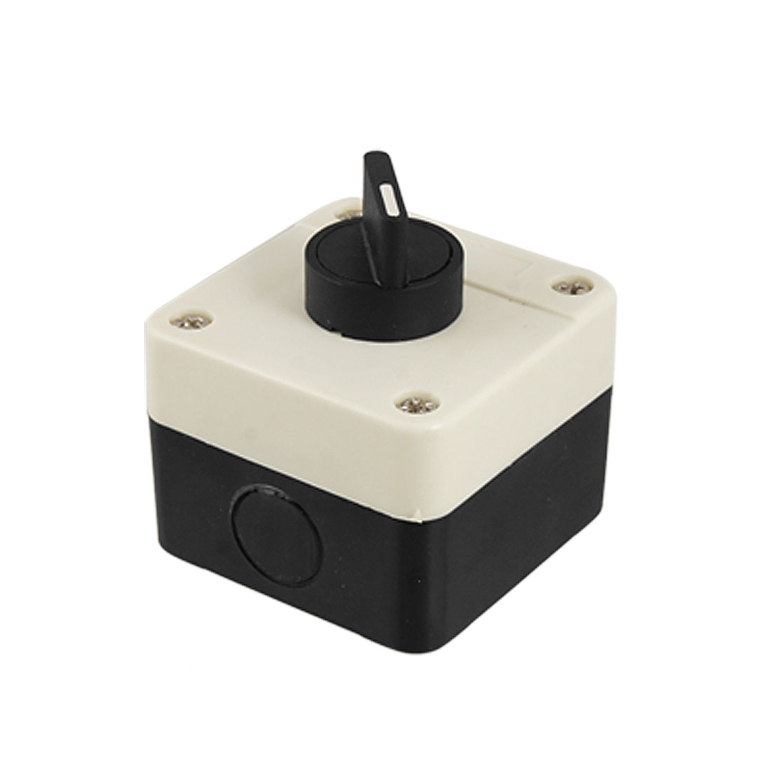 AC240V 3A 3 Positions Rotary Selector Pushbutton Switch