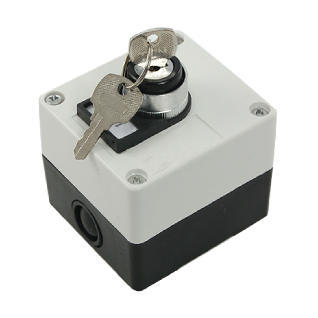 Electrical Ui 660V 2 Position Emergency Keylock Rotary Switch
