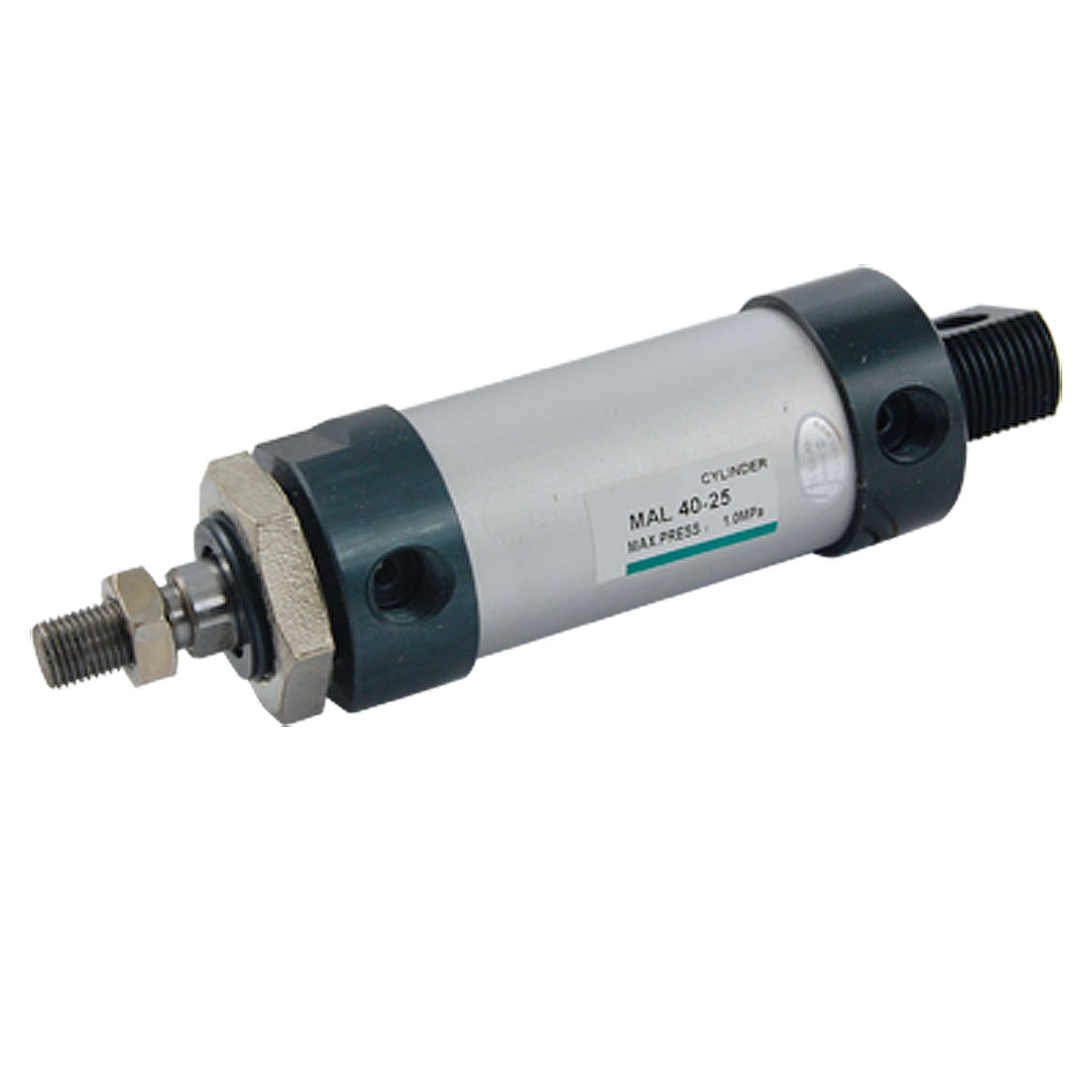 "Double Action 1 9/16"" Bore 63/64"" Stroke Air Cylinder"