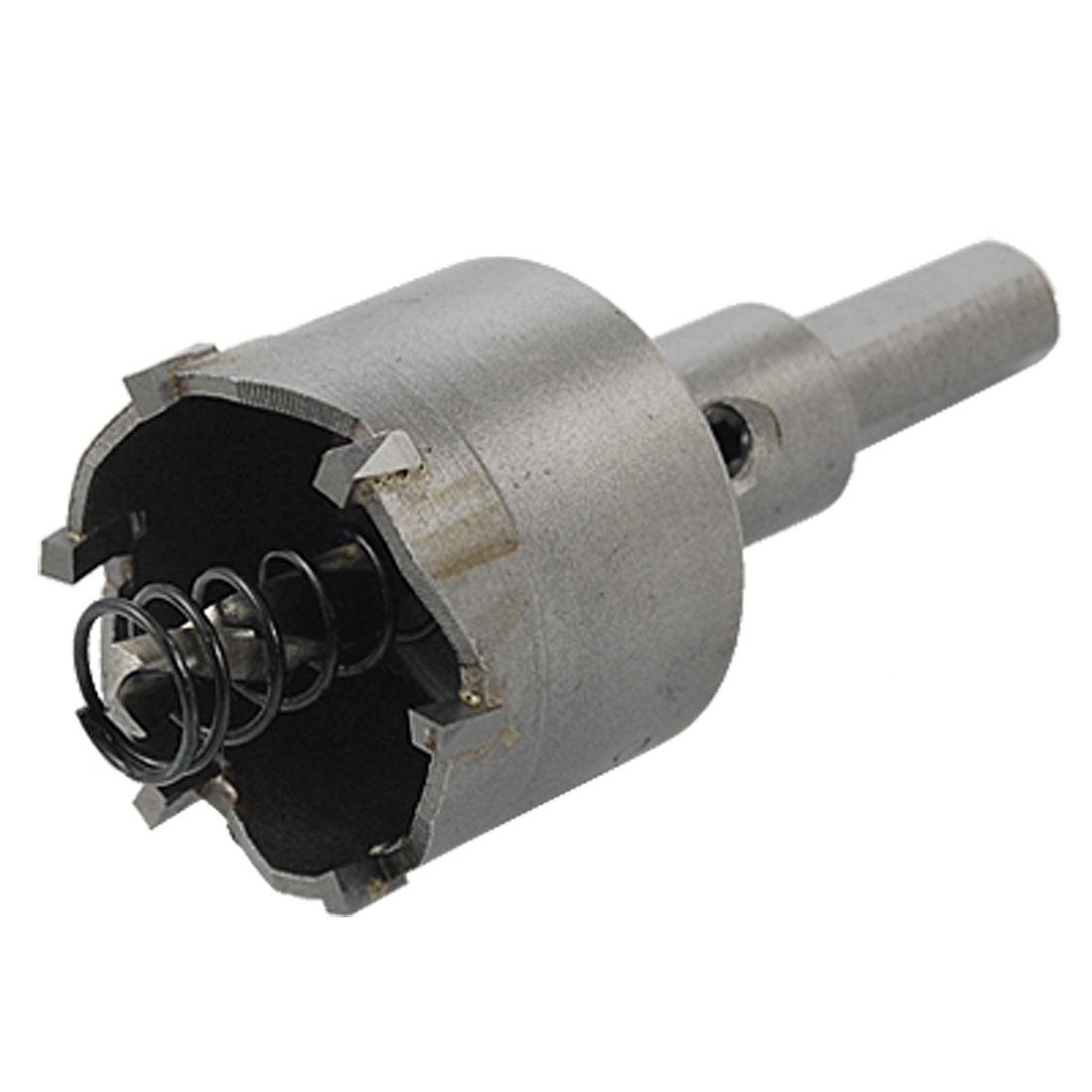 35mm Diameter Twist Drill Bit Inside Hole Saw for Alloy Cutting