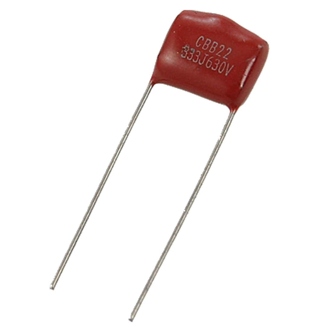 CBB22 0.033uF Metallized Polypropylene Film Capacitors 10 Pcs