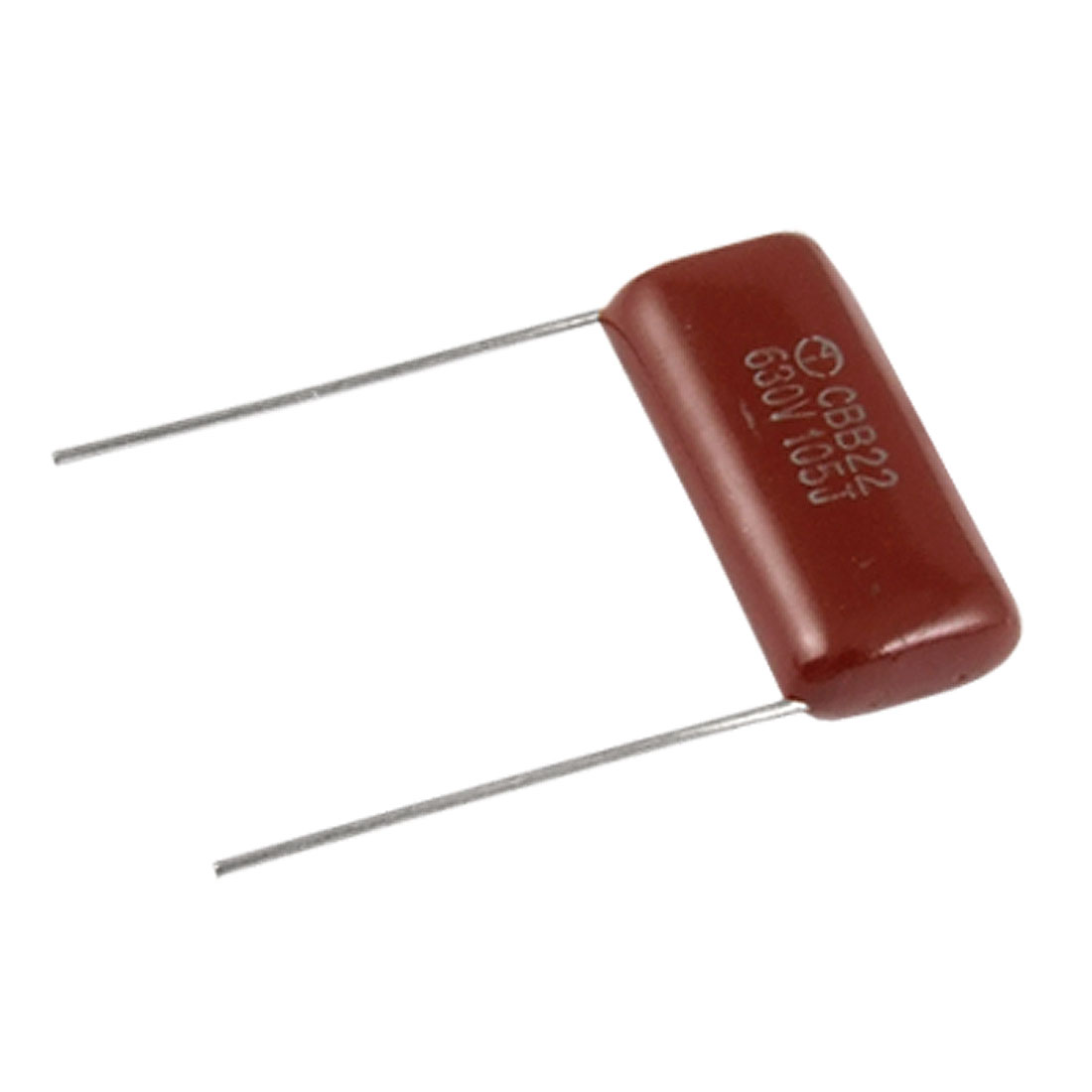 630V 1uF 105J DIP Metallized Polypropylene Film Capacitors CBB22