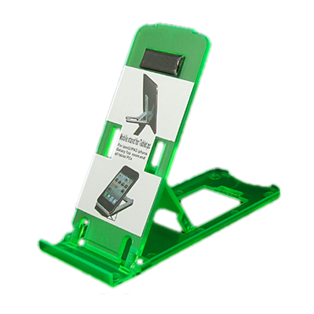 Desk Green Foldable Adjustable Stand Holder