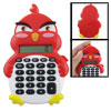 Duck Design Plastic Housing Electronic Calculator Red