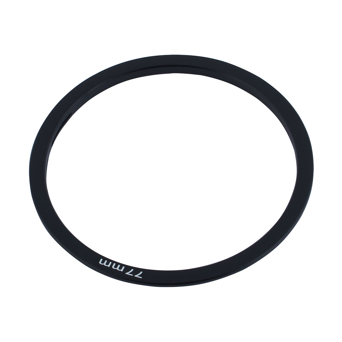 77mm Lens Black Metal Adapter Ring for Cokin P Series Filter Holder
