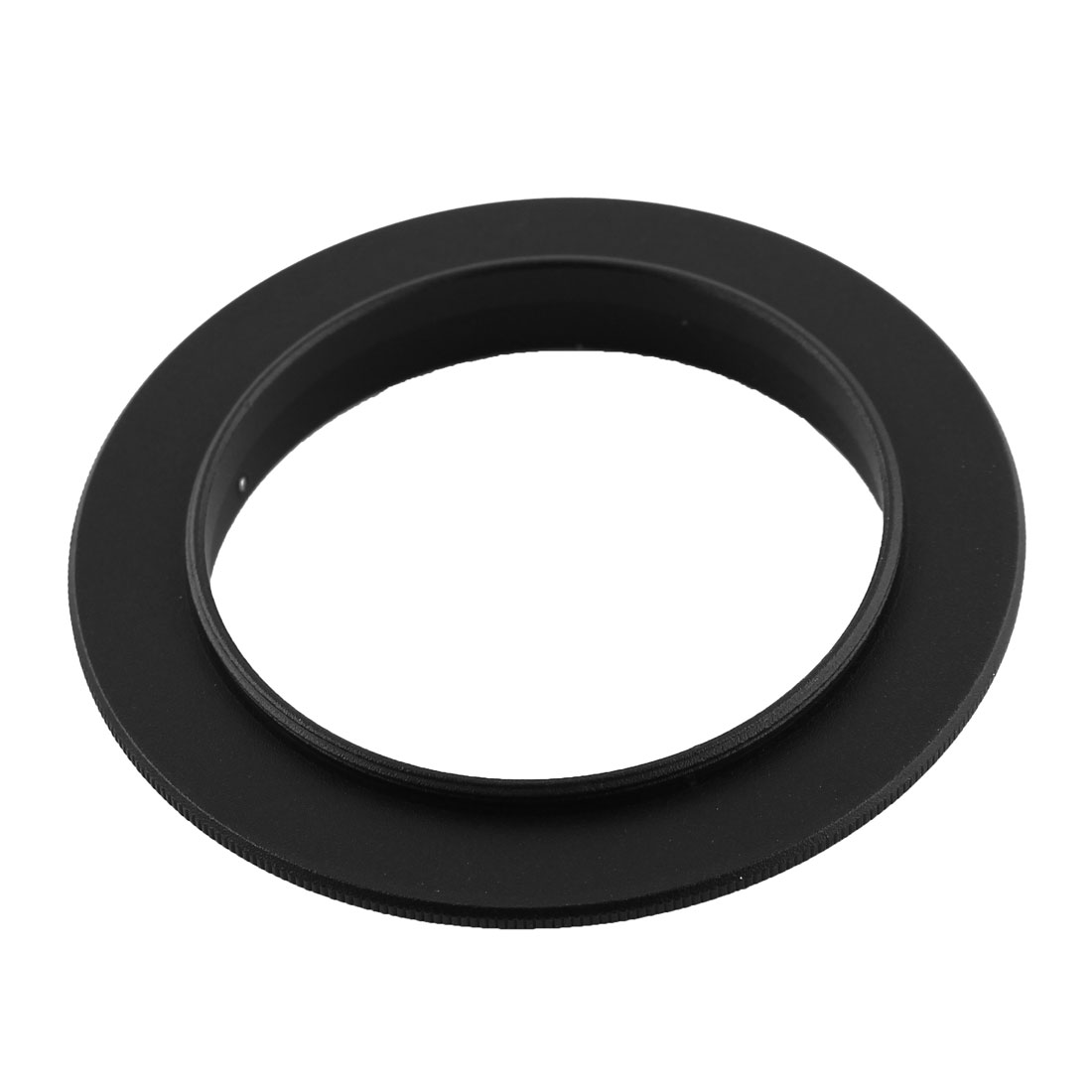 49mm Reverse Macro Lens Black Adapter Ring for Digital Camera