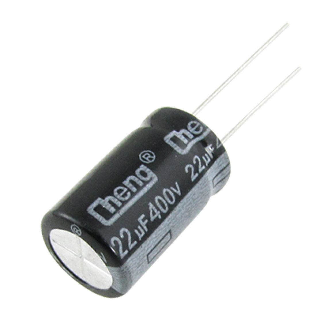 50 Pcs 400V 22uF 13 x 20mm Radial Aluminum Electrolytic Capacitors