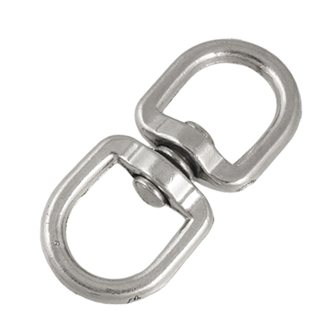Size 6 Sailboat Zinc Alloy Swivel Eye Bolt Silver Tone