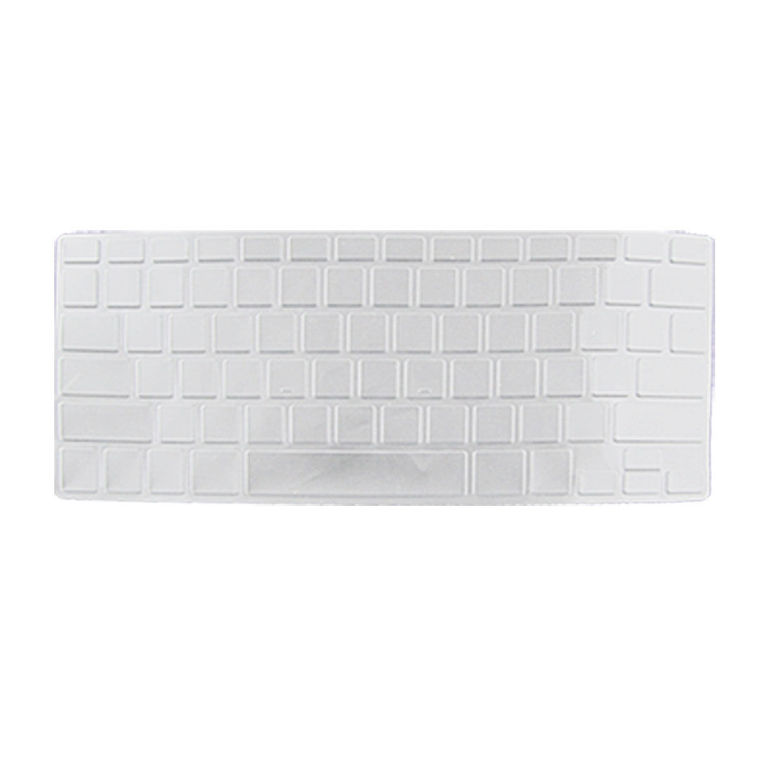 Clear Flexible TPU Keyboard Protector Cover for Apple Macbook Pro 13.3""