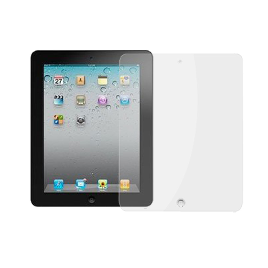 Anti Glare Touch Screen Protector Guard for Apple iPad 2