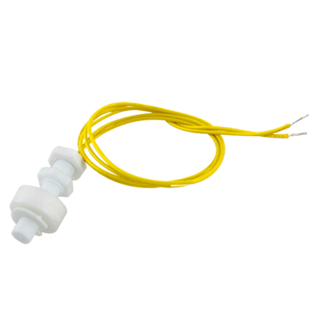 Tank Pool Water Liquid Sensor Platsic Float Switch White