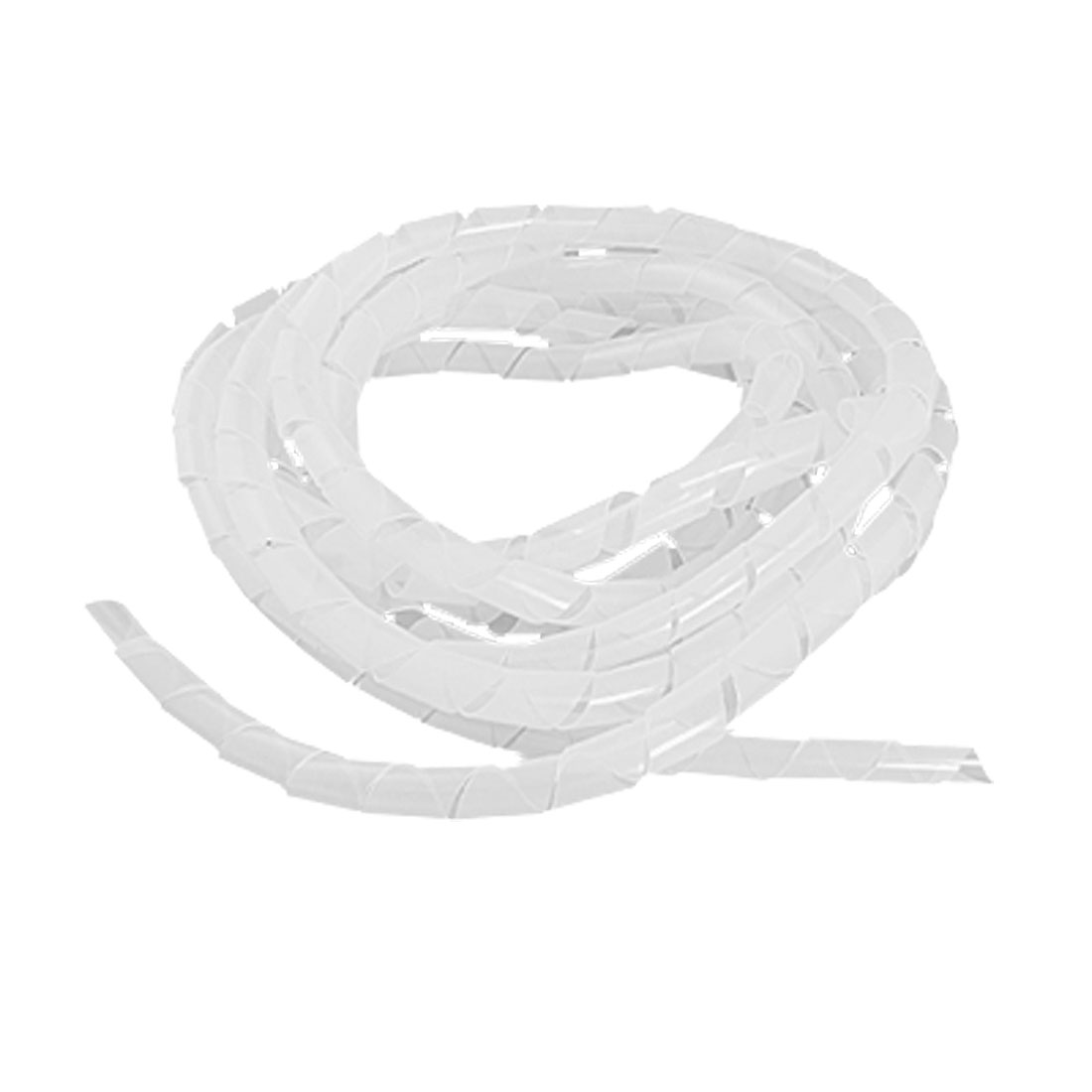 3 Meters Flexible Clear Insulation 16mmc Pipe