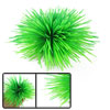 Green Needle Lively Leaves Plastic Grass for Fish Tank