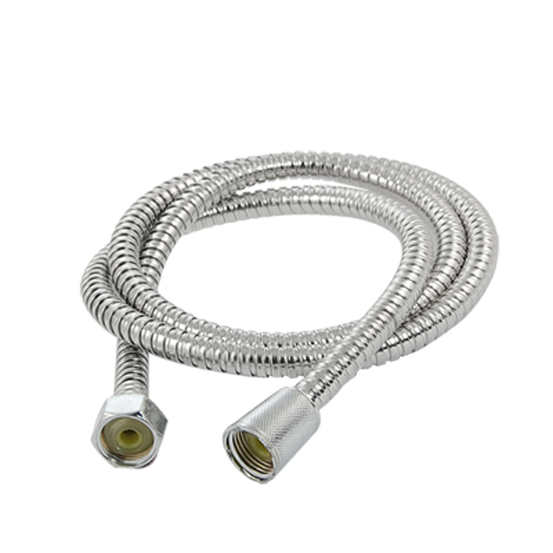 "Bathroom Fitting 47/64"" Thread 1.4M Flexible Metal Shower Hose Pipe"