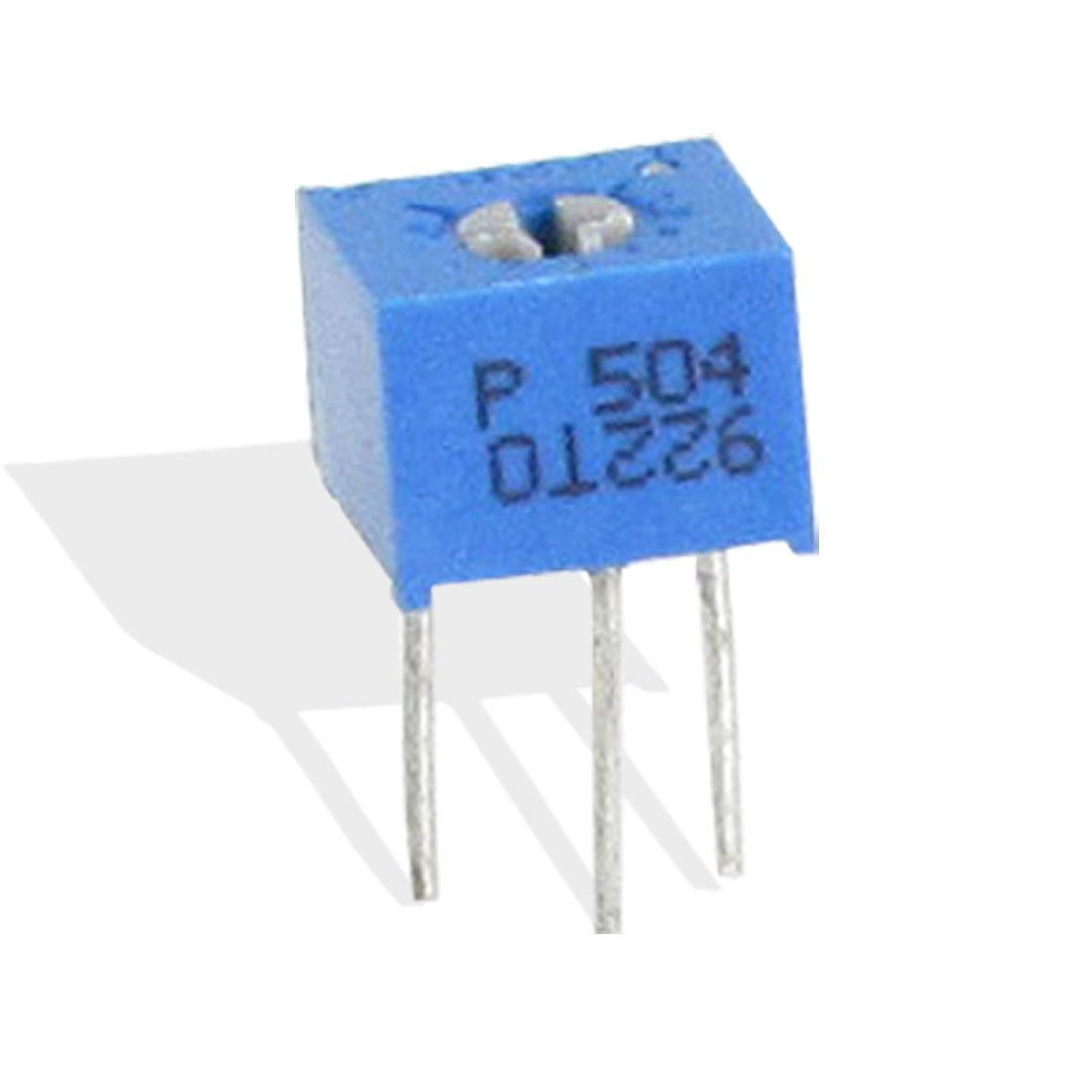 5 x 500K ohm Top Adjustment 500V DC Cermet Variable Resistors