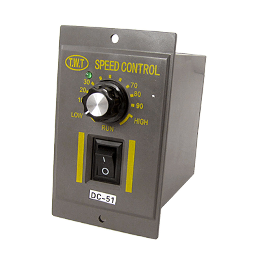 DC-51 DC 24V Gear Motor Speed Controller Switch