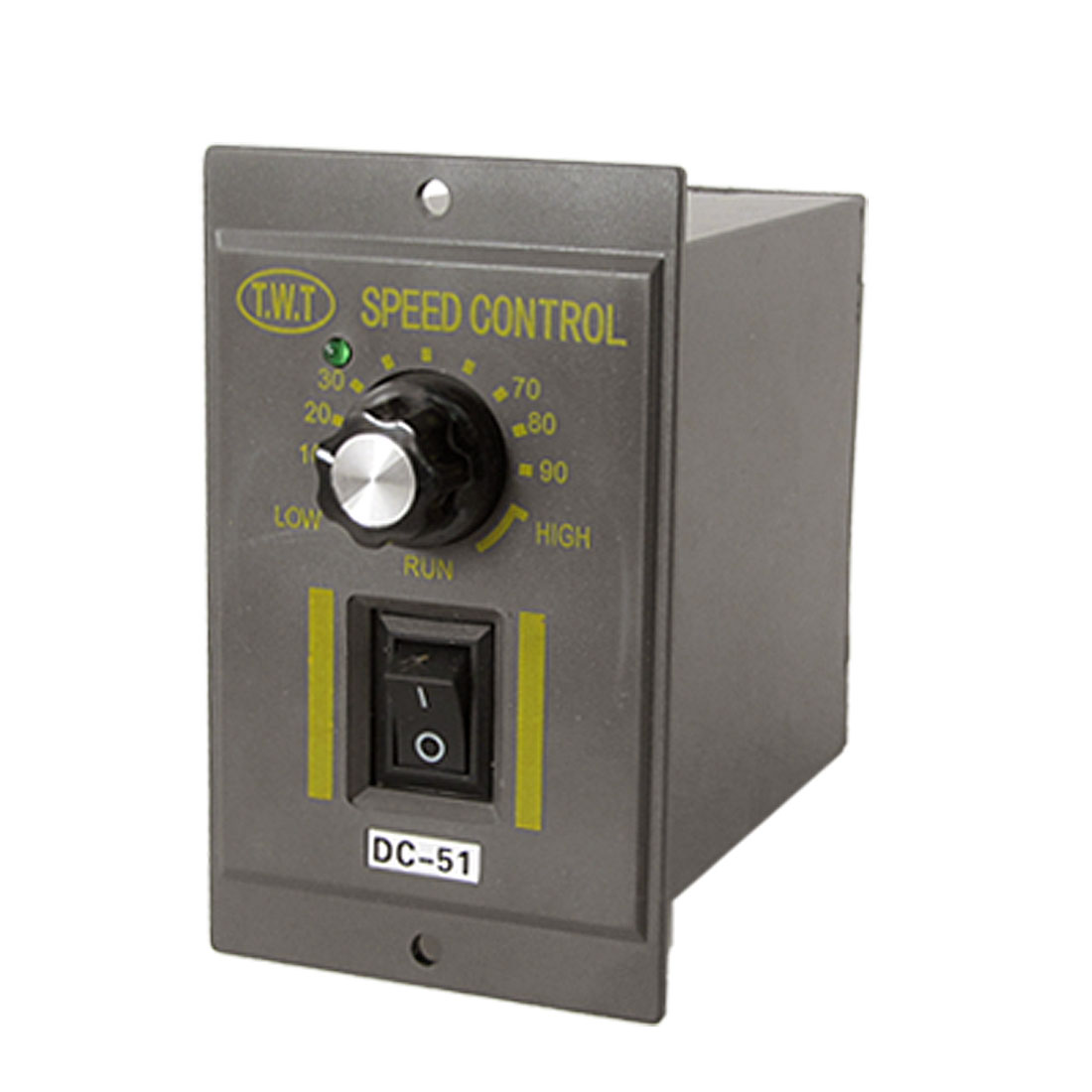 AC 220V Gear Motor Speed Controller Switch DC-51