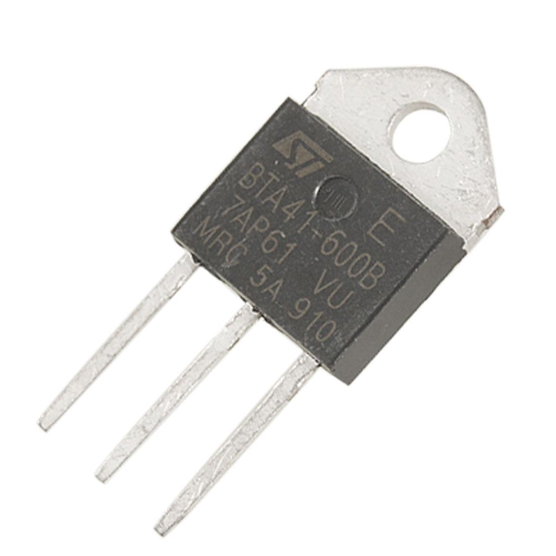 BTA41-600B 600V 40A Silicon Controller Rectifier Standard Triac
