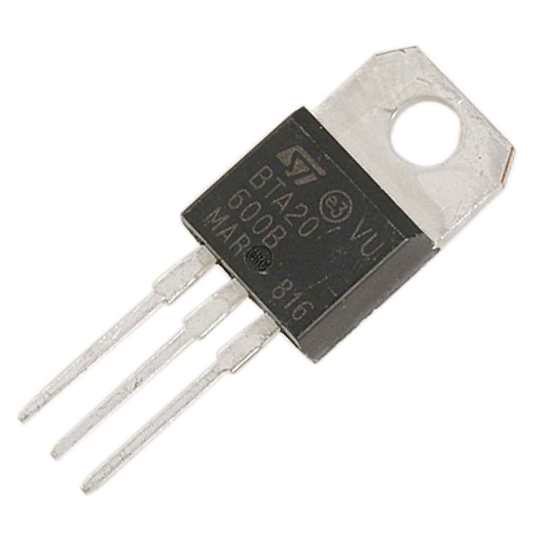BTA20-600B 600V 20A Silicon Controlled Rectifier Snubberless Triacs
