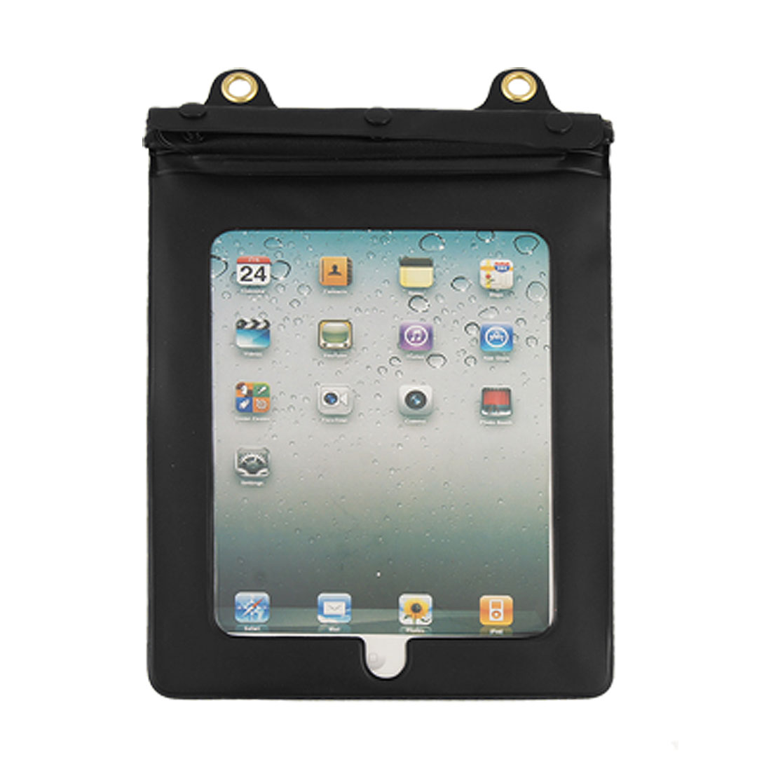 Waterproof Case Bag + Shoulder Strap + Earphone for Touch Screen