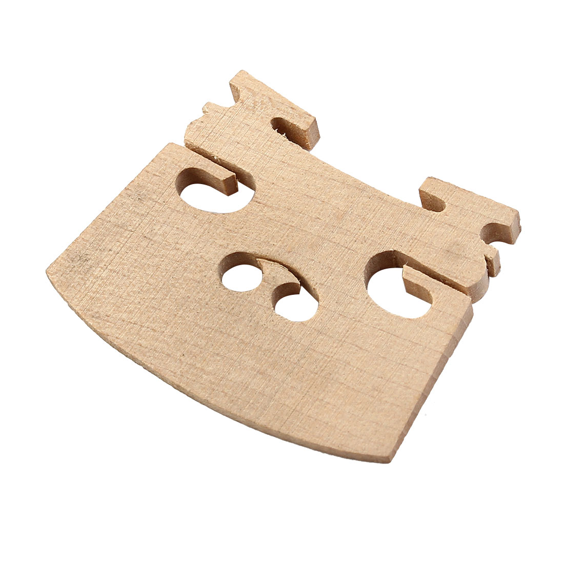 Replacement Wooden Bridge for 1/2 Acoustic Violin Fiddle