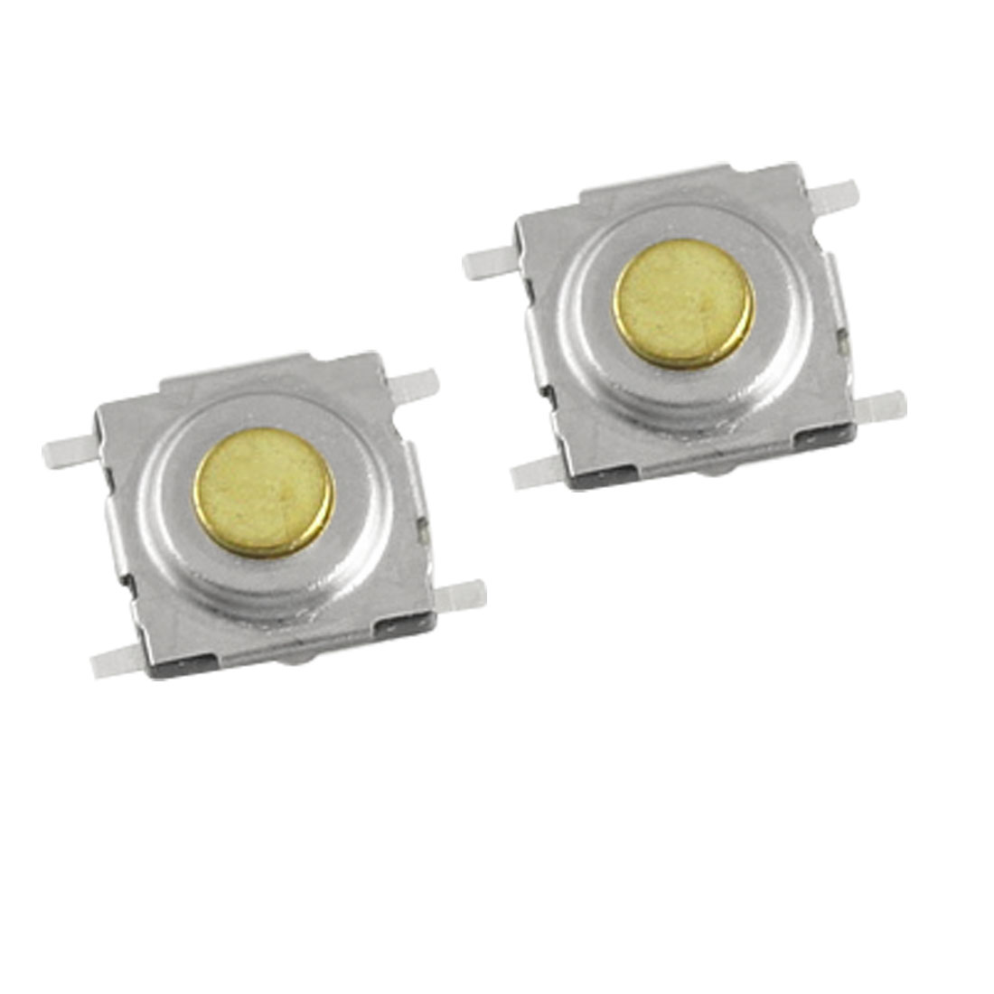 10 Pcs SMD SMT Ultrathin Momentary Push Button Tact Switch 5 x 5 x 1.5mm