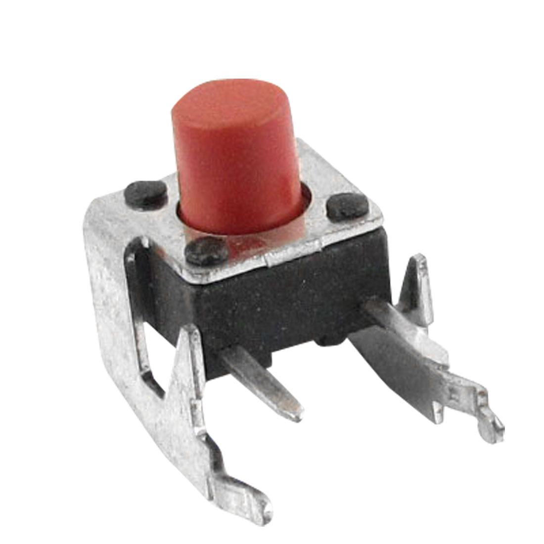 10 Pcs Momentary Right Angle Tactile Push Button Switches 6 x 6 x 7mm