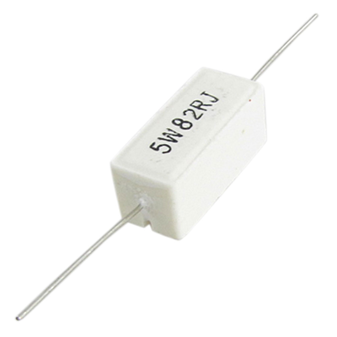 10 Pcs 5W Watt Fixed Cement Power Resistors 82 Ohm 5%