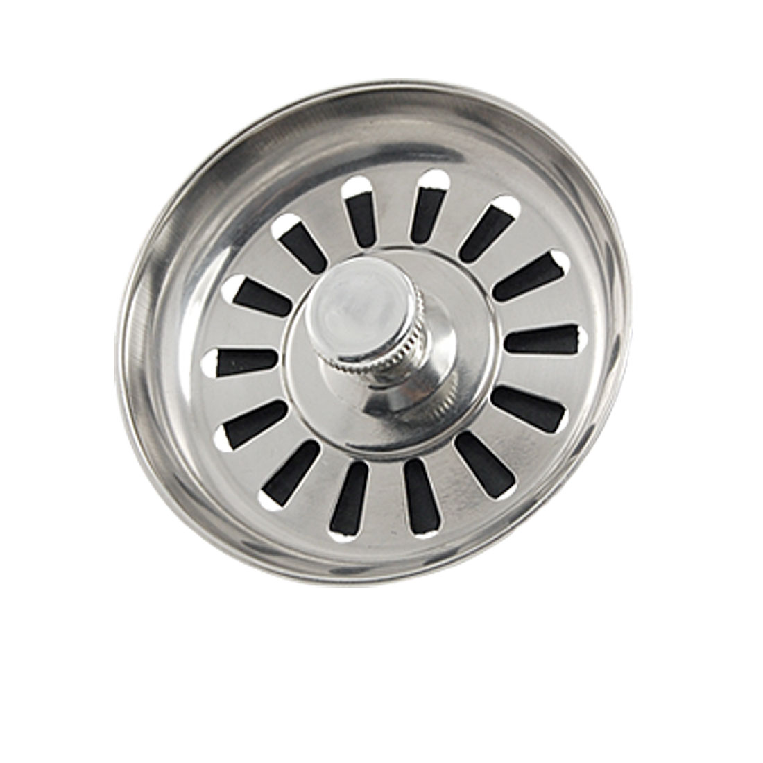 Kitchen Wash Basin Metal Garbage Disposer Sink Strainer Stopper
