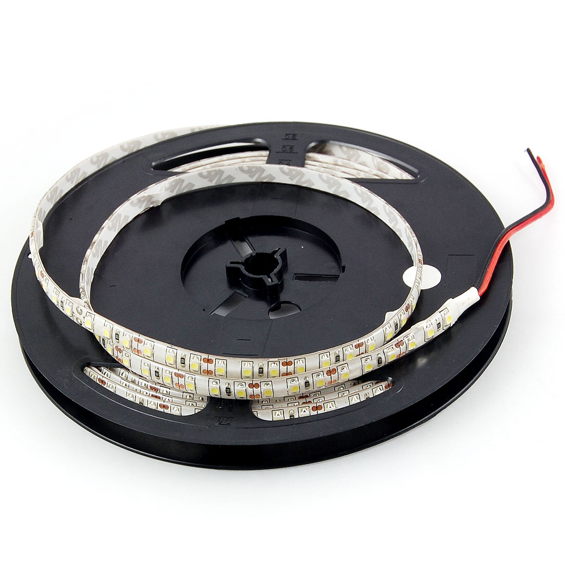 Waterpoof White 3528 1210 SMD 600 LEDs Flexible Light Strip 5M for Car