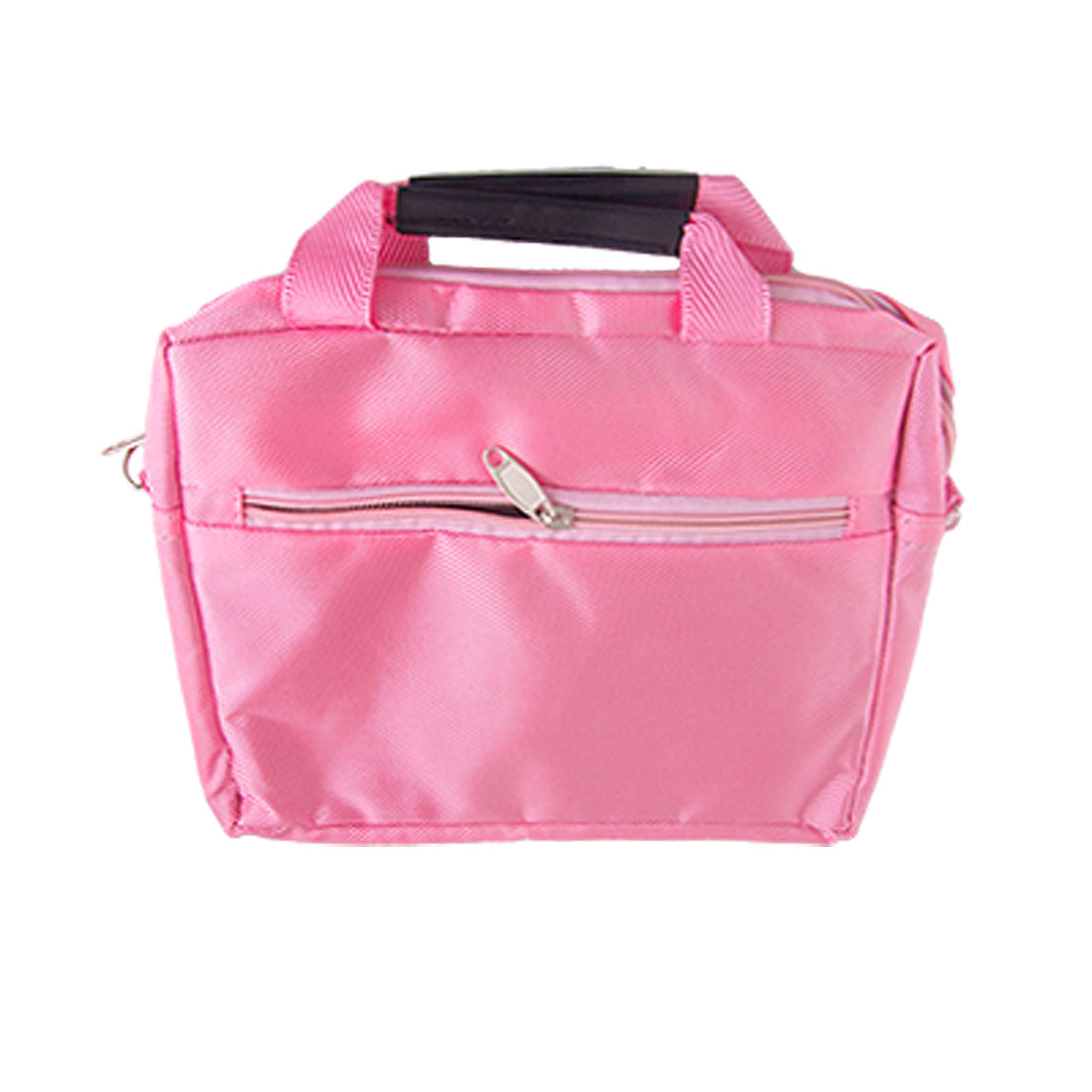 "10"" 10.1"" 10.2"" Pink Mini Laptop Shoulder Bag + Handle"