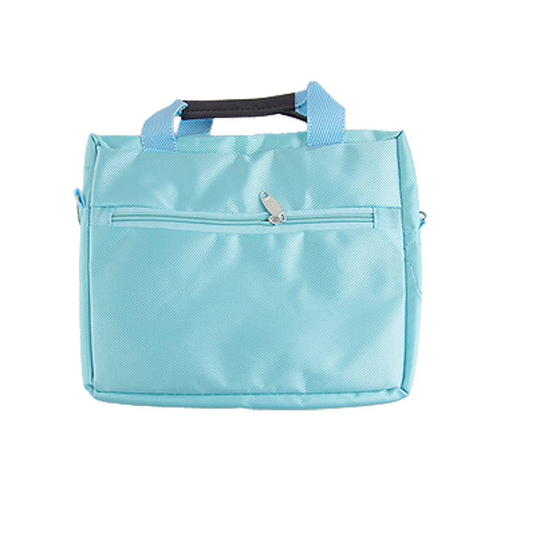 "10"" 10.1"" 10.2"" Blue Mini Laptop Shoulder Bag + Handle"