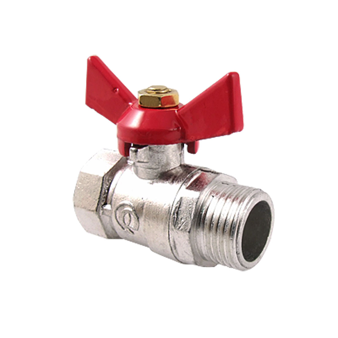 Male to Female Thread Full Port Water Regulator Ball Valve Hmguf